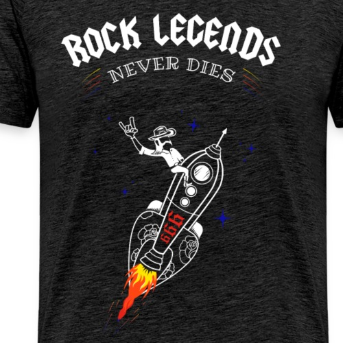 Rock legend - T-shirt Premium Homme