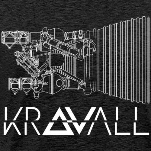 Kravall - Men's Premium T-Shirt
