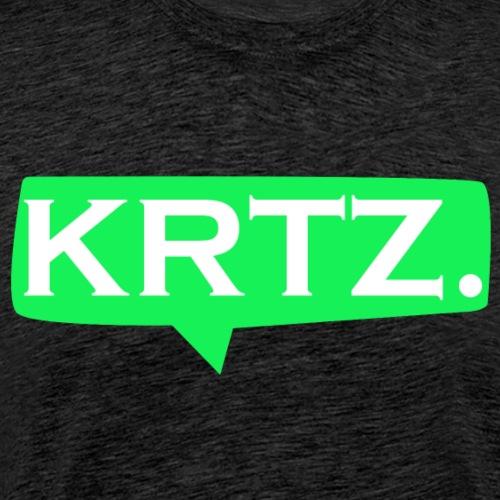 KRTZ. Ends - Men's Premium T-Shirt