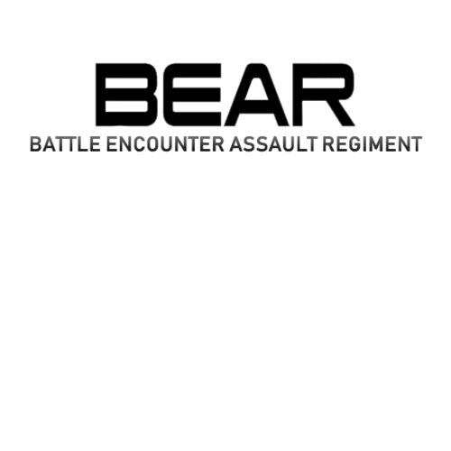 BEAR Battle Encounter Assault Regiment - T-shirt Premium Homme