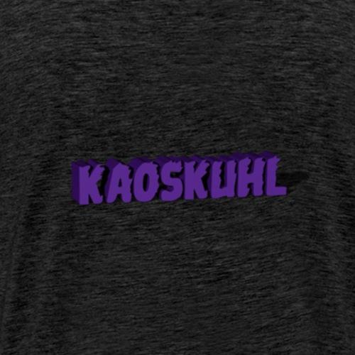 KaosKuhl3D - Männer Premium T-Shirt