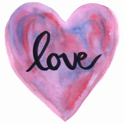pastel love - Männer Premium T-Shirt