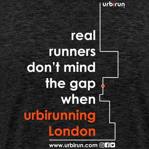 urbirun london - T-shirt Premium Homme