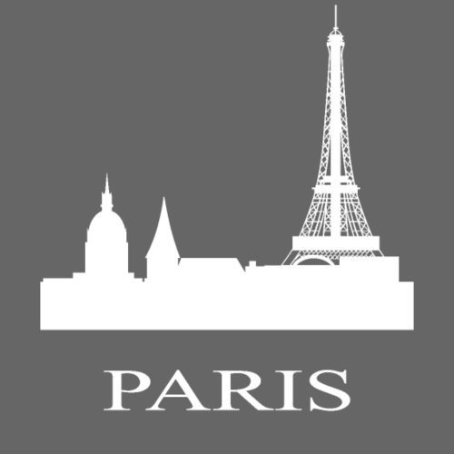 Paris, Paris, Paris, Paris, France - Men's Premium T-Shirt