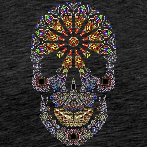black Skull - Männer Premium T-Shirt