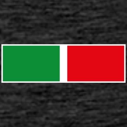ita stile flag - Maglietta Premium da uomo