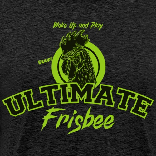 Wake Up and Play Ultimate - Camiseta premium hombre