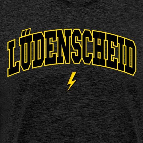 Luedenscheid - Männer Premium T-Shirt