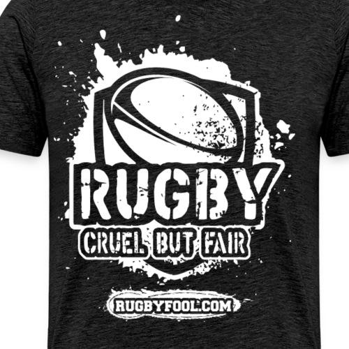 Cruel But Fair White - Men's Premium T-Shirt