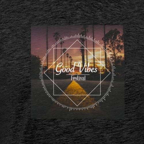 Good Vibes - Festival 2017 - T-shirt Premium Homme