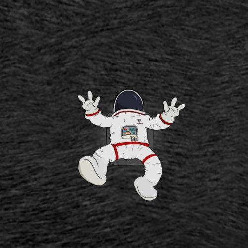 AstroMAN - Men's Premium T-Shirt