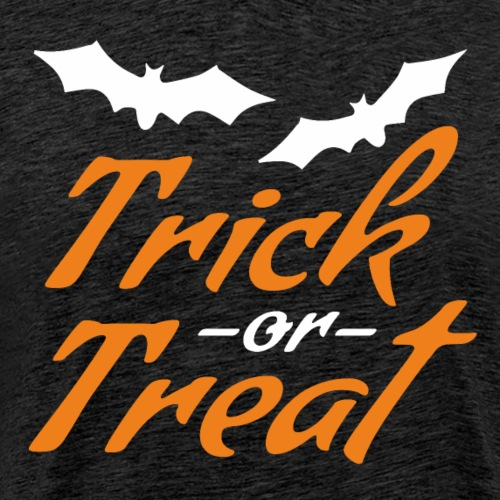 Trick or Treat Halloween - Men's Premium T-Shirt