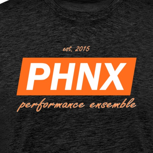 PHNX /#orange/ - Männer Premium T-Shirt