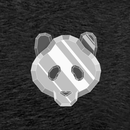 Precious Stone: Crystal Panda - T-shirt Premium Homme