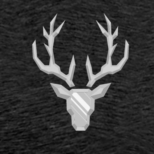 Precious Stone: Crystal Deer - T-shirt Premium Homme