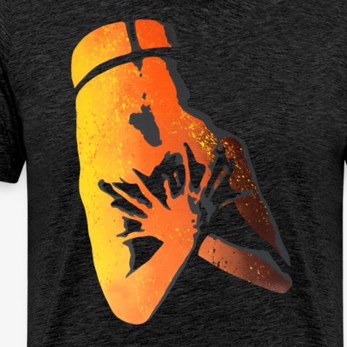JEAN By TheRawburt - Premium-T-shirt herr