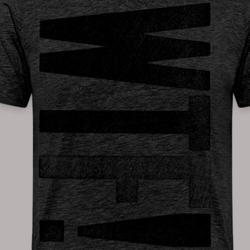 WTF! - Men's Premium T-Shirt