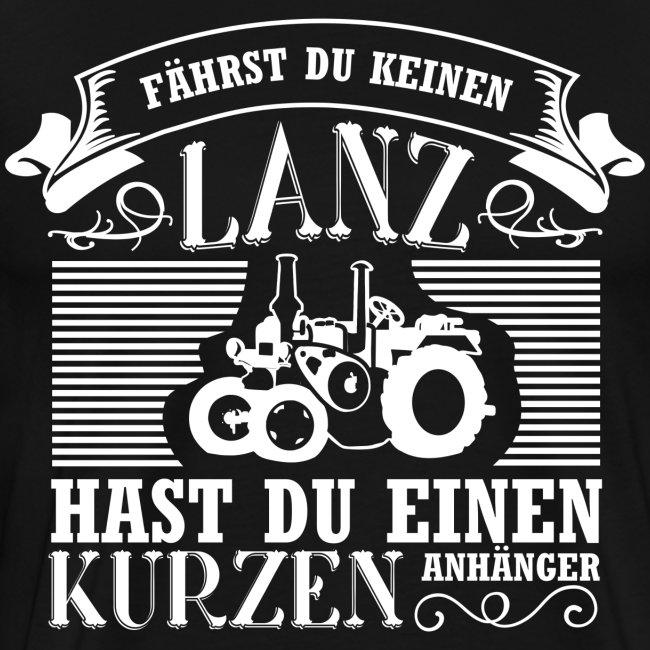 Lanz-Bulldog kurz