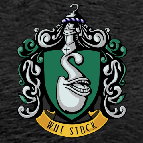 House Wut Stock - Men's Premium T-Shirt