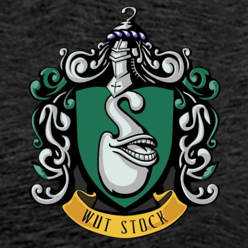 House Wut Stock - Herre premium T-shirt