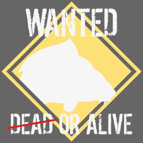 Wanted dead or alive - Männer Premium T-Shirt