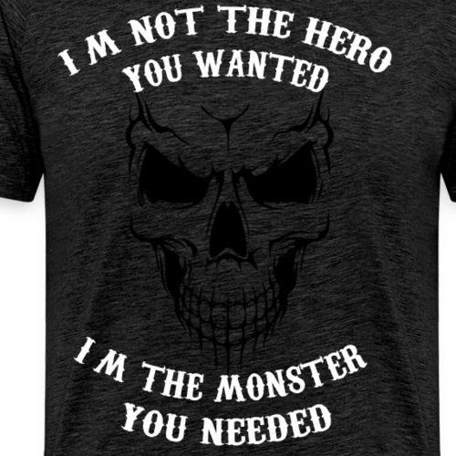 2020MONSTERG - T-shirt Premium Homme