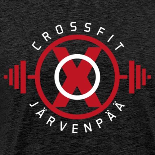 Crossfit Järvenpää - Miesten premium t-paita