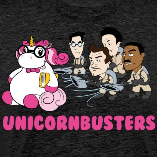 Unicornbuster - Männer Premium T-Shirt