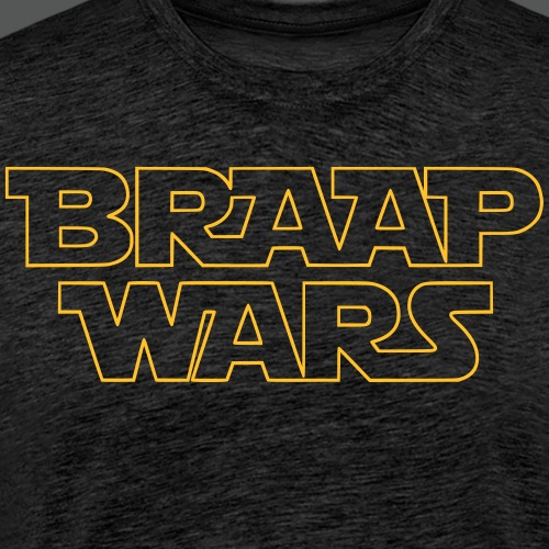 BRAAP WARS Front