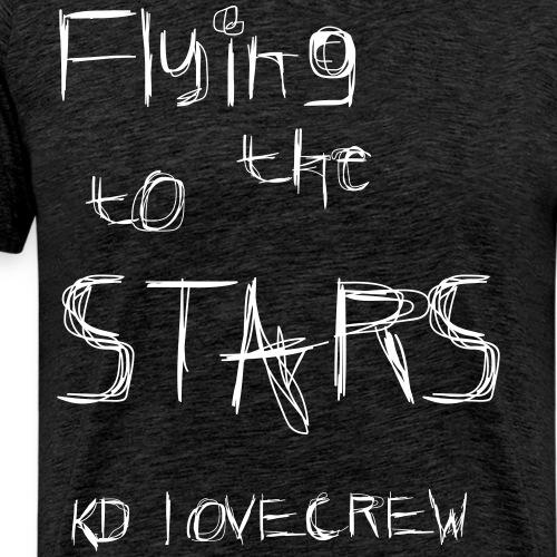 Flying to the Stars2 - Männer Premium T-Shirt