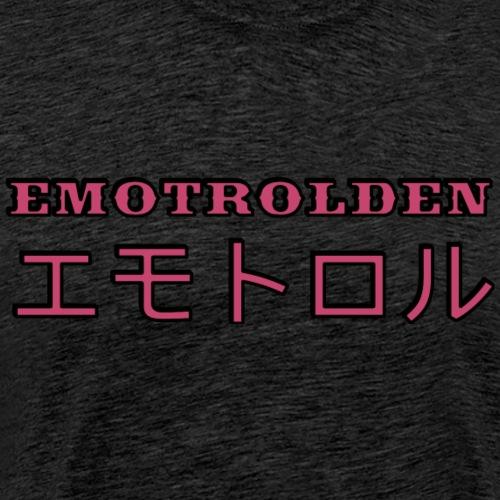 Emotrolden エモトロル - Herre premium T-shirt