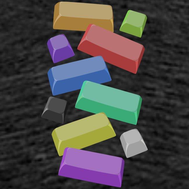 SA Mechanical Keyboard Keycaps Motif