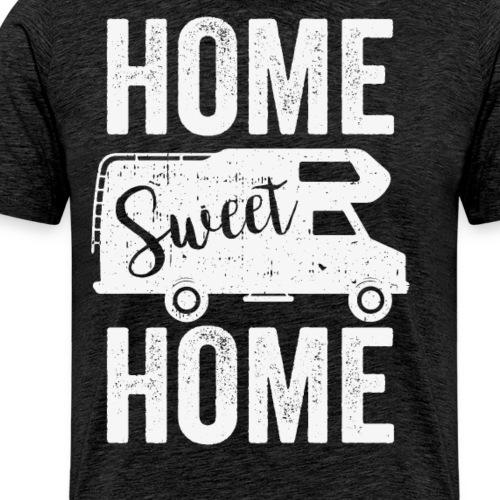 Home sweet home Camper - Männer Premium T-Shirt
