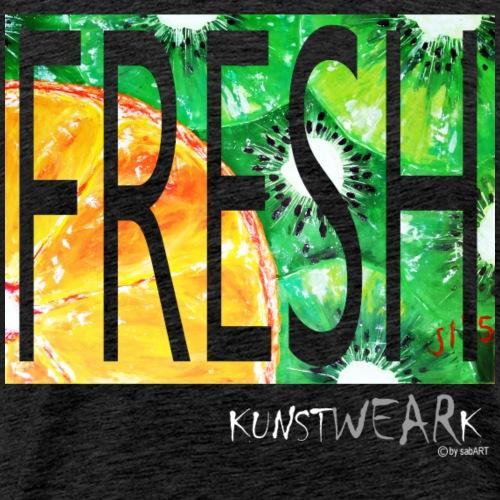 FRUITS - Männer Premium T-Shirt