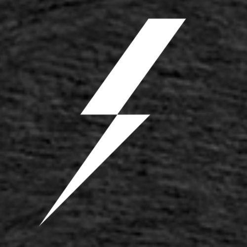 isolated bolt - Men's Premium T-Shirt