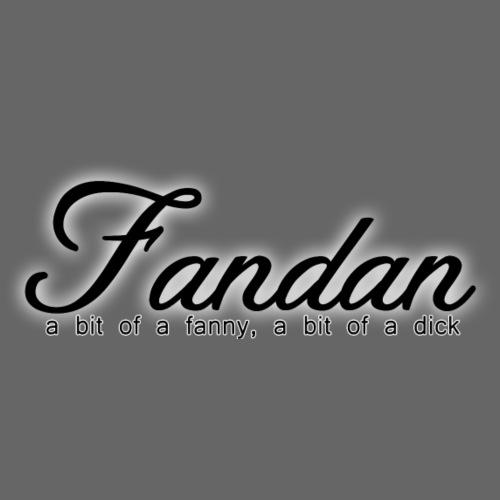 Scottish Banter - Fandan - Men's Premium T-Shirt