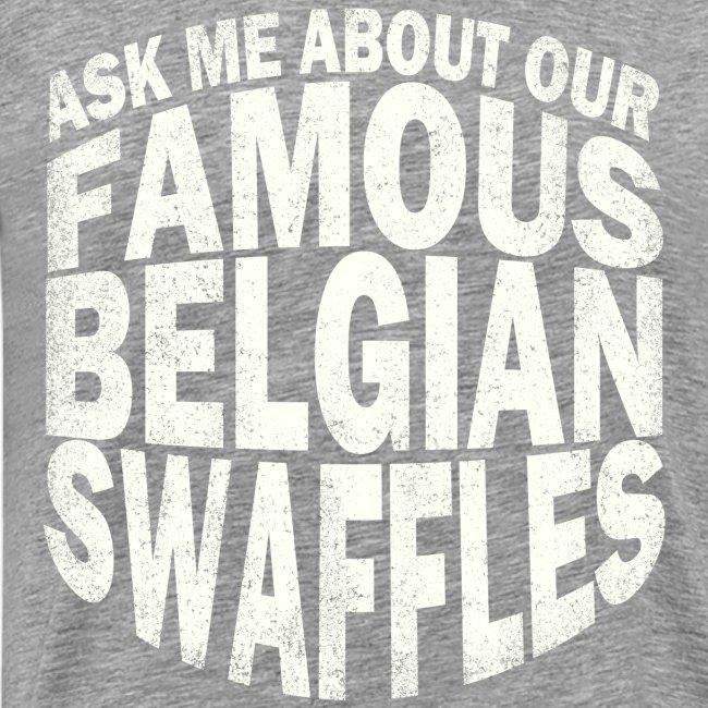 Famous Belgian Swaffles