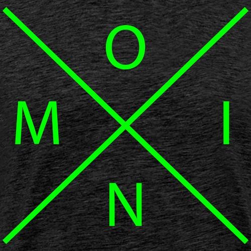 Moin X - Männer Premium T-Shirt