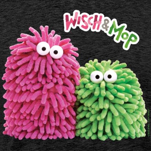 Wisch & Mop - Männer Premium T-Shirt
