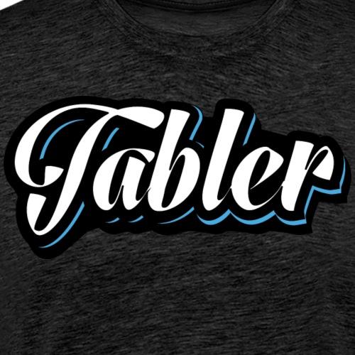 Tabler - Männer Premium T-Shirt