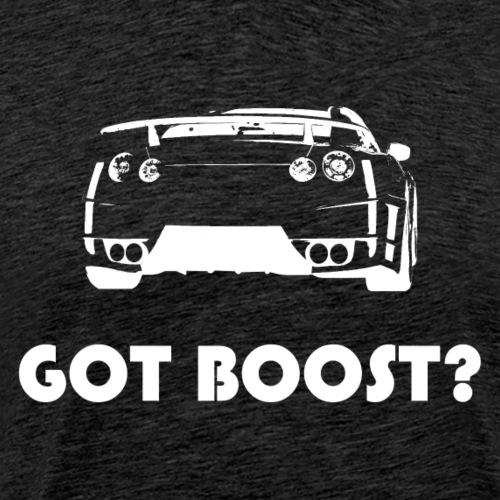 GOT BOOST ? GTR - Männer Premium T-Shirt