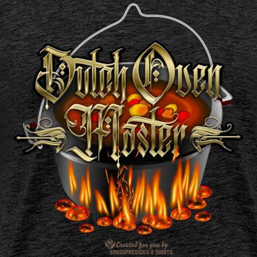 Grill T-Shirt Dutch Oven Master - Männer Premium T-Shirt