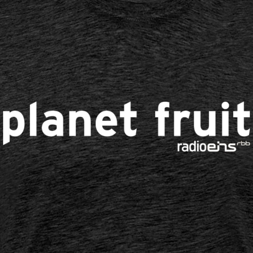 planet fruit - Männer Premium T-Shirt