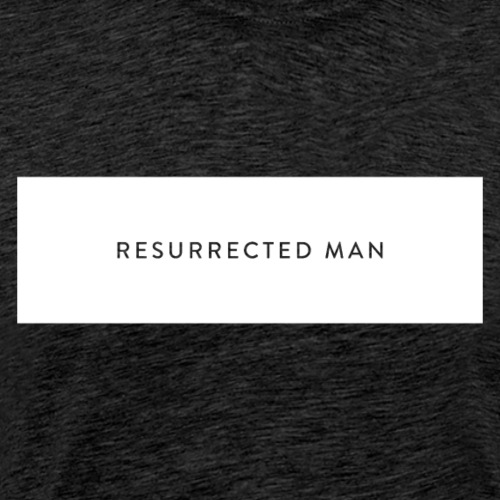 Resurrected Man - Mannen Premium T-shirt