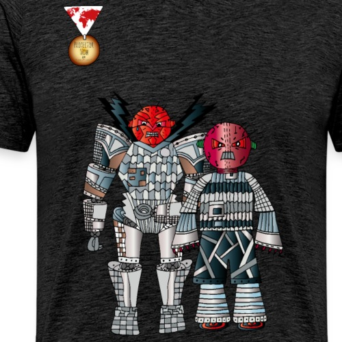 Trashcans - Männer Premium T-Shirt