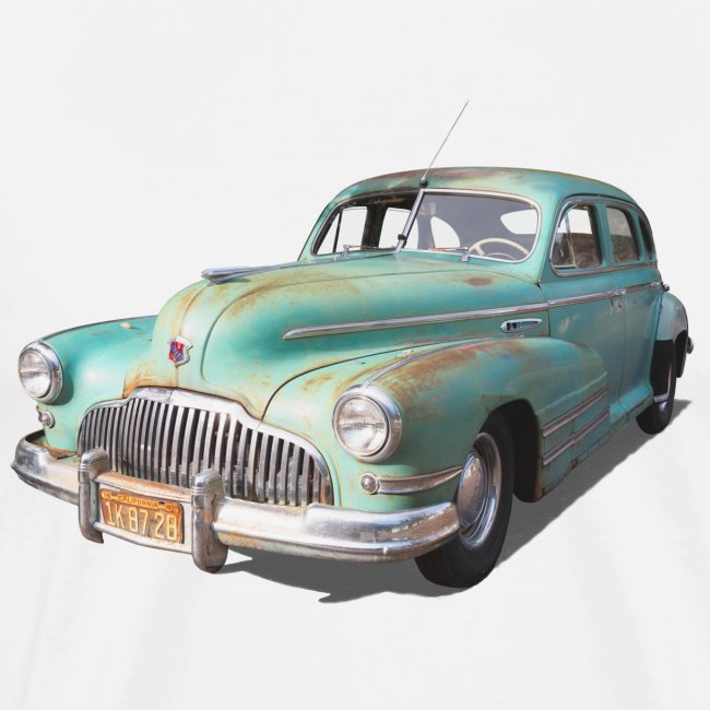 Classic car. Chrysler