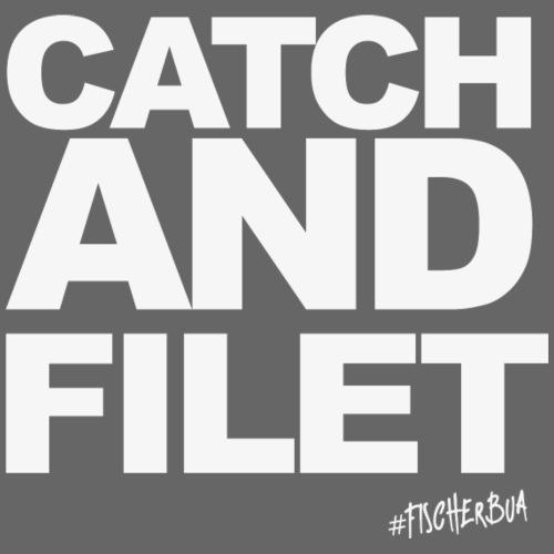 Catch and Filet - Männer Premium T-Shirt