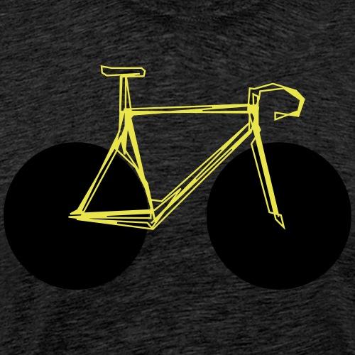 Rennrad - Männer Premium T-Shirt