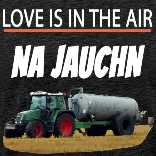 JAUCHE - Männer Premium T-Shirt