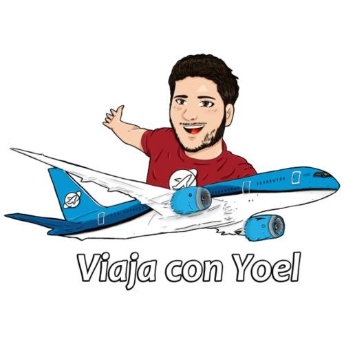 Frequent Flyer Red Viaja con Yoel - Camiseta premium hombre